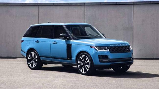 1. Land Rover Range Rover 2021 (khoảng sáng gầm xe: 297 mm)