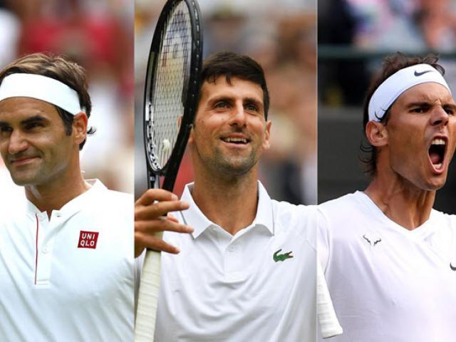 Thể thao - Djokovic có thể giành 25 Grand Slam, Nadal không muốn Federer giải nghệ