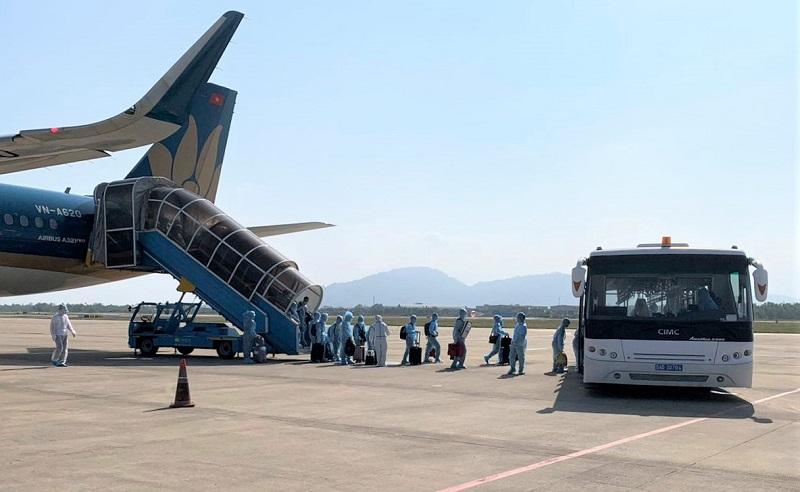 Cảnh báo chiêu lừa bán vé máy bay đưa công dân Việt Nam về nước - 1