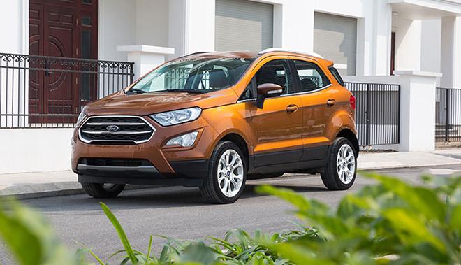 Giá xe Ford EcoSport lăn bánh tháng 7/2021, ưu đãi 50 triệu đồng - 1