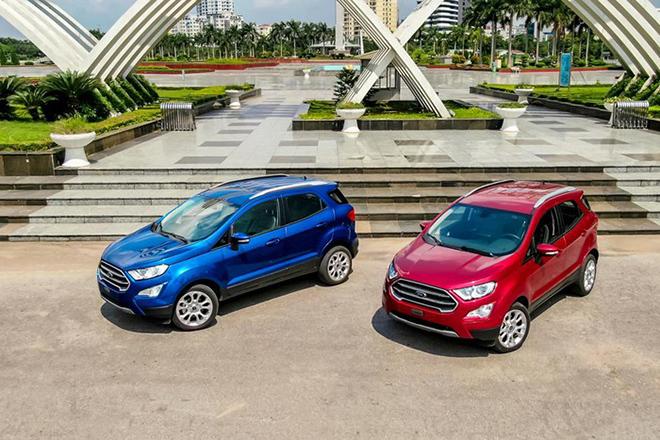 Giá xe Ford EcoSport lăn bánh tháng 7/2021, ưu đãi 50 triệu đồng - 5