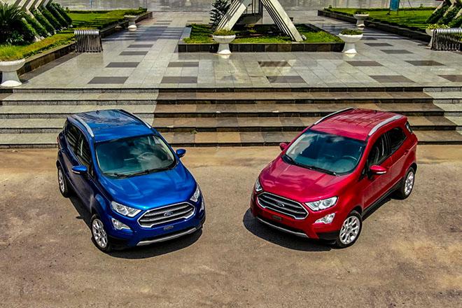 Giá xe Ford EcoSport lăn bánh tháng 7/2021, ưu đãi 50 triệu đồng - 4
