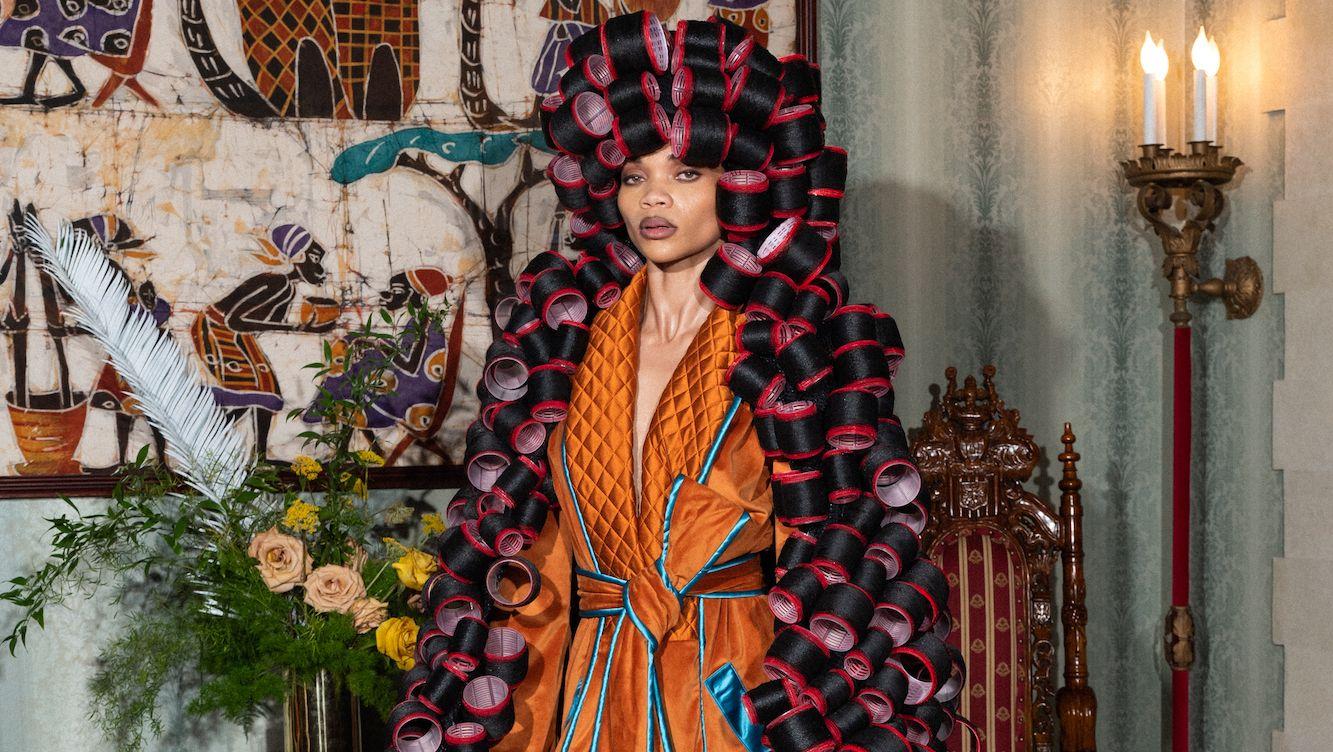 Jean-Raymond đưa thời trang Haute couture của người da đen đến với thế giới - 1