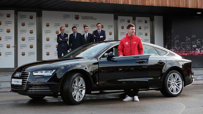 Lionel Messi và bộ sưu tập siêu xe đắt giá nhất làng túc cầu - 15