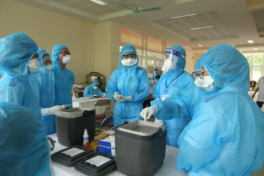 Nữ bệnh nhân tái dương tính với SARS-CoV-2 sau 6 lần xét nghiệm âm tính - 1