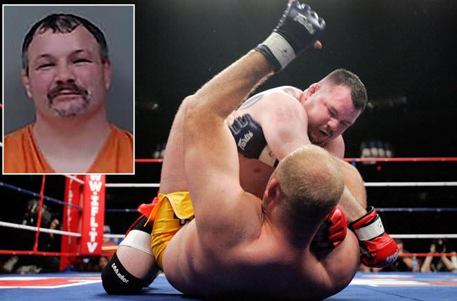 """""""Ông trùm"""" thắng 255 trận vĩ đại nhất MMA bỏ mạng trong nhà tù - 1"""