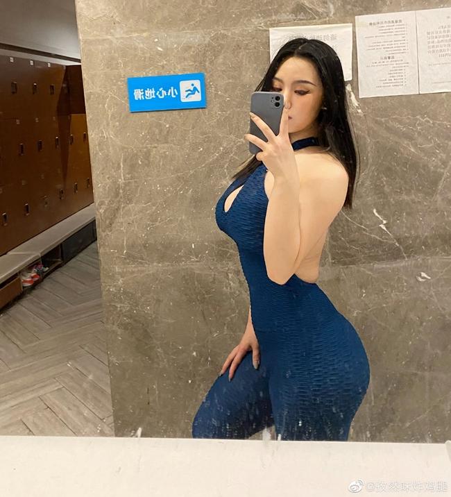 Thay vào đó, rèn luyện hình thể với gym là cách tối ưu mà nhiều cô gái Trung Quốc lựa chọn.
