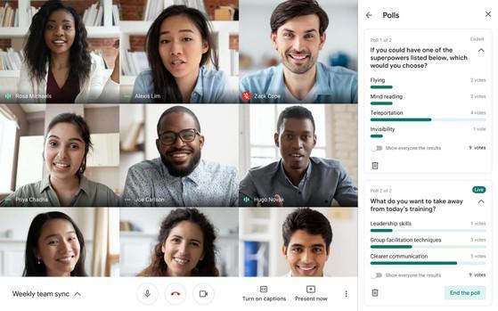 Google Meet bắt đầu giới hạn thời gian gọi video với tài khoản miễn phí - 1