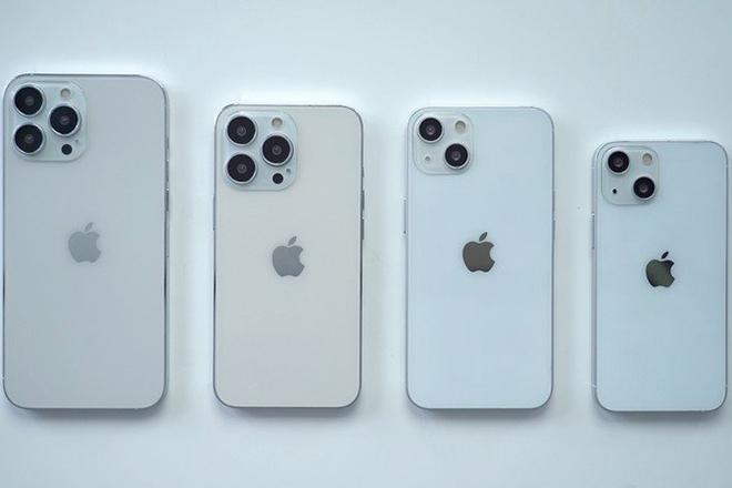 """NÓNG: """"Trên tay"""" iPhone 13 - 1"""