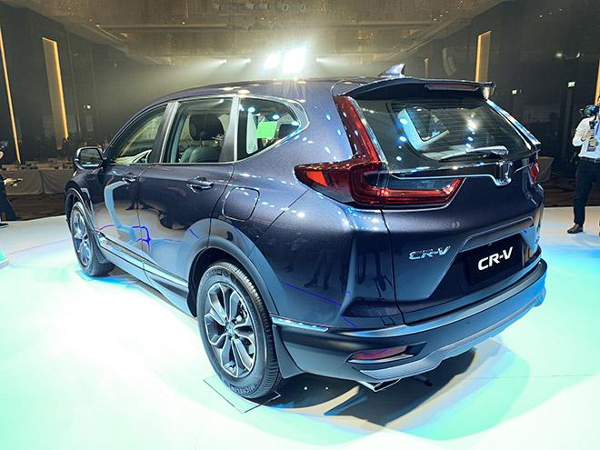 Giá xe Honda CR-V lăn bánh tháng 7/2021, ưu đãi 100% phí trước bạ - 7
