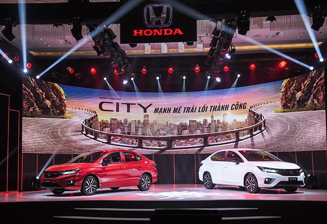 Giá xe Honda City lăn bánh tháng 7/2021 - 1