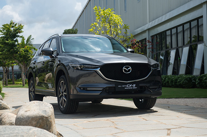 Giá xe Mazda CX-5 lăn bánh tháng 7/2021 - 1