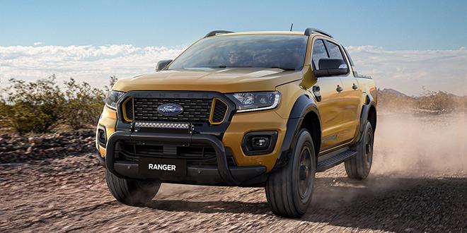 Giá xe bán tải Ford Ranger lăn bánh tháng 7/2021 - 1