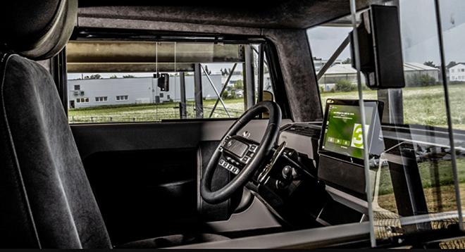 Độc đáo xe bán tải điện cỡ nhỏ chỉ giá hơn 470 triệu đồng - 4
