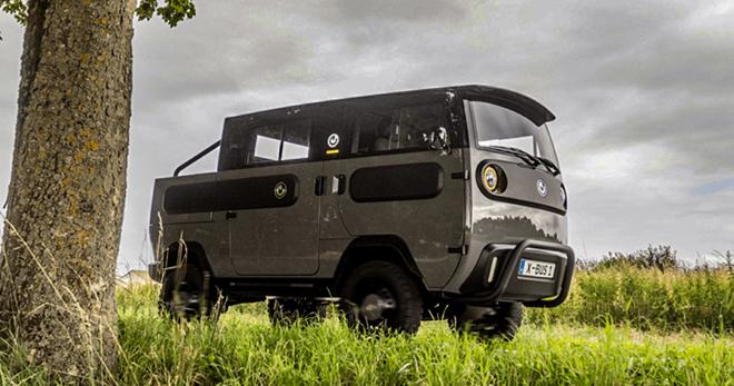 Độc đáo xe bán tải điện cỡ nhỏ chỉ giá hơn 470 triệu đồng - 3