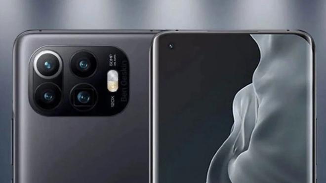 Sững sờ với cấu hình khủng của Xiaomi Mi 12 - 1