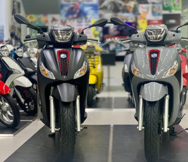 Bảng giá xe Piaggio Medley mới nhất tháng 7/2021 - 1
