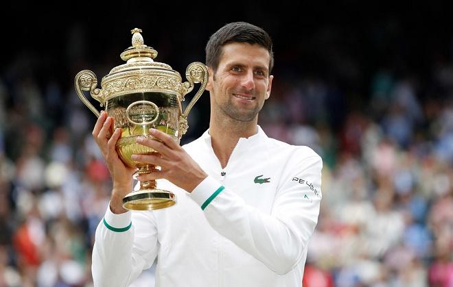Djokovic trên đỉnh cao tennis: 20 Grand Slam, 20 cột mốc chói lọi - 1