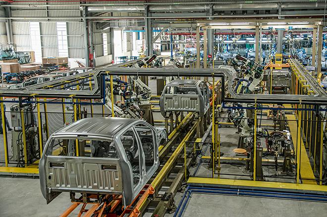 Ford Ranger lắp ráp trong nước xuất hiện trở lại, giá bán hơn 610 triệu đồng - 3