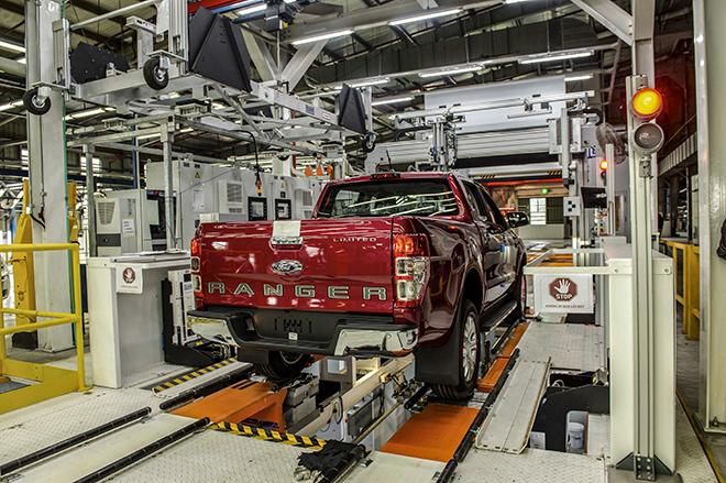 Ford Ranger lắp ráp trong nước xuất hiện trở lại, giá bán hơn 610 triệu đồng - 6