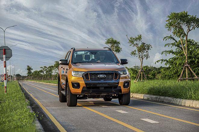 Ford Ranger lắp ráp trong nước xuất hiện trở lại, giá bán hơn 610 triệu đồng - 7