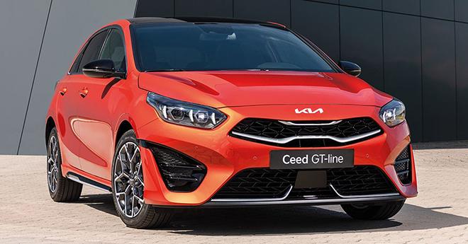 Kia Ceed 2022 trình làng, cạnh tranh với Honda Civic và Hyundai i30 - 4