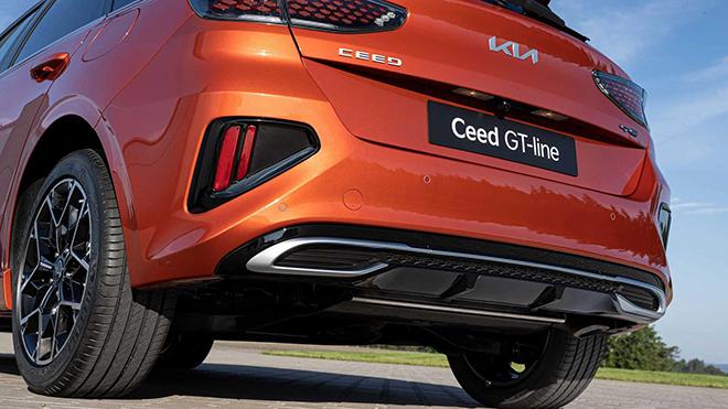 Kia Ceed 2022 trình làng, cạnh tranh với Honda Civic và Hyundai i30 - 6