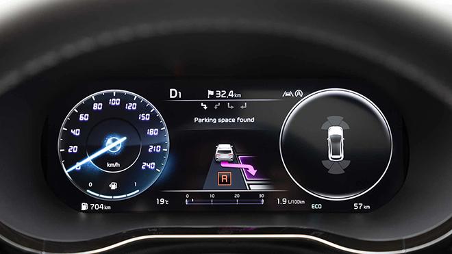 Kia Ceed 2022 trình làng, cạnh tranh với Honda Civic và Hyundai i30 - 12