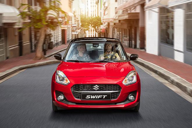 Suzuki Swift, lựa chọn nhạy bén cho giới trẻ - 1