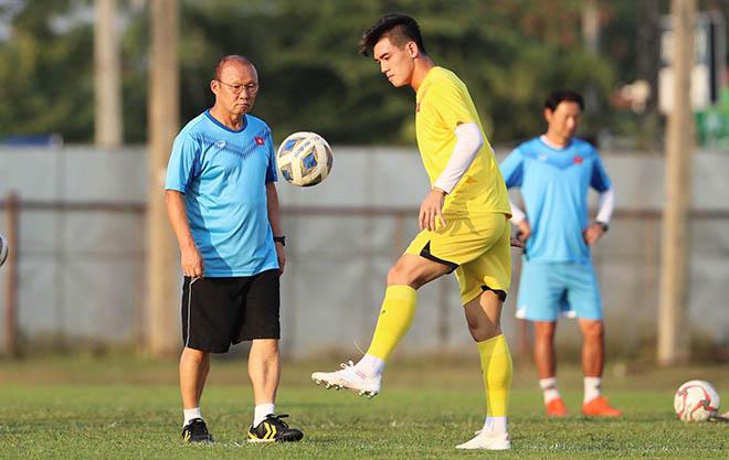 Thầy Park đích thân dẫn dắt U23 đá vòng loại châu Á, quyết khẳng định vị thế - 1