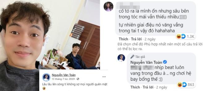 """""""Chủ tịch"""" Văn Toàn khoe tóc mới bên Công Phượng, bị Viên Minh trêu chọc - 1"""