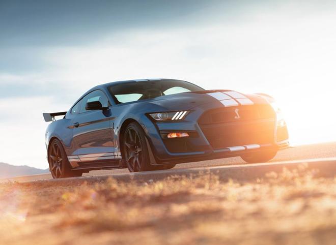 """""""Hổ mang chúa"""" Ford Mustang Shelby GT500 2020 cập bến Việt Nam - 11"""