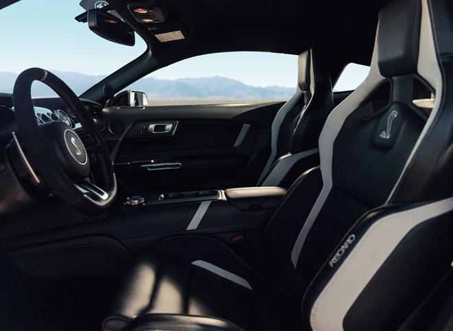 """""""Hổ mang chúa"""" Ford Mustang Shelby GT500 2020 cập bến Việt Nam - 4"""
