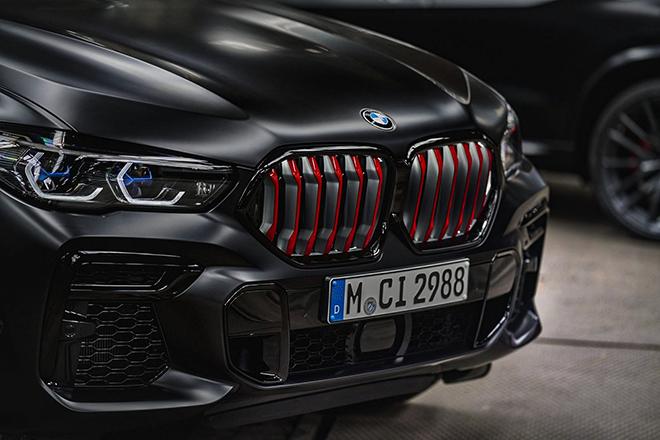 BMW trình làng bản Black Edition cho dòng xe X-Series - 5