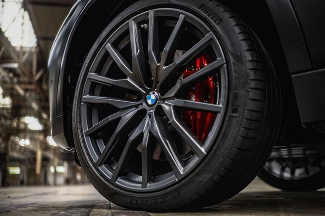 BMW trình làng bản Black Edition cho dòng xe X-Series - 6