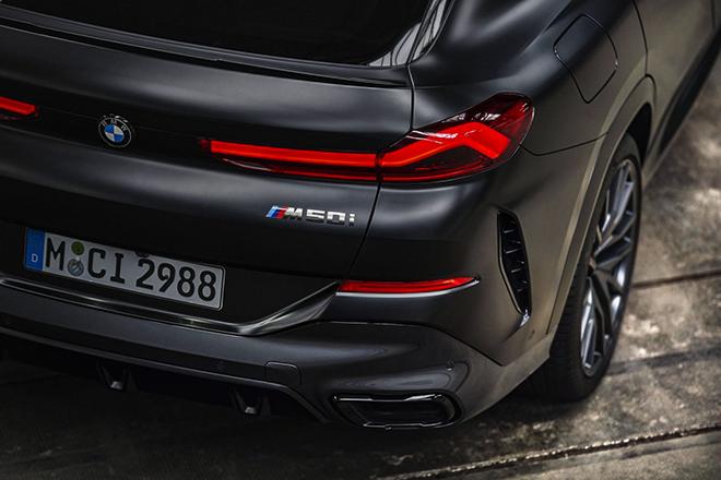 BMW trình làng bản Black Edition cho dòng xe X-Series - 7