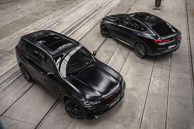 BMW trình làng bản Black Edition cho dòng xe X-Series - 1