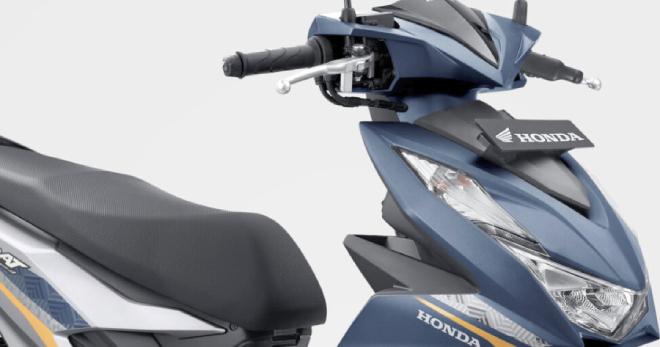 Honda tung xe tay ga mới, giá hơn 26 triệu đồng - 1