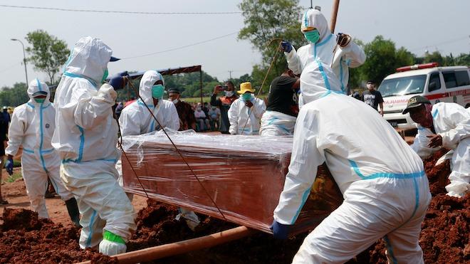 Quốc gia Đông Nam Á có số ca nhiễm Covid-19 mới cao nhất thế giới