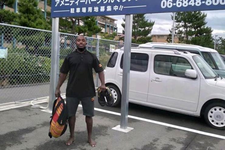 Sững sờ lực sỹ cử tạ mất tích khi đến Nhật Bản tham dự Olympic Tokyo - 1