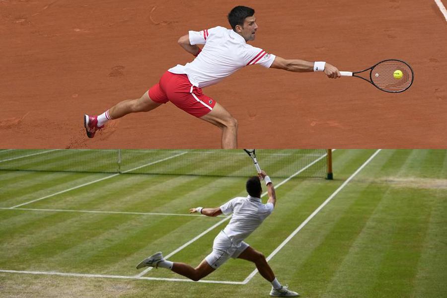"""""""Người ngoài hành tinh"""" Djokovic và Grand Slam thứ 20 - 10"""