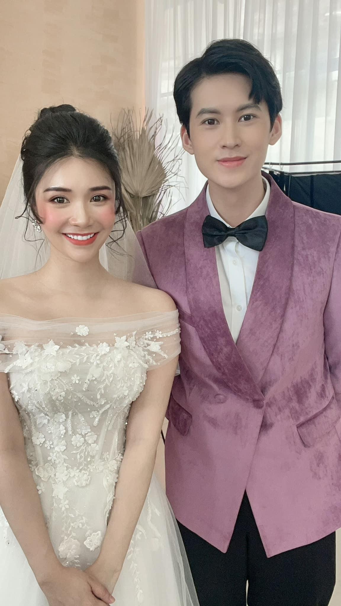 Thanh Bi bất ngờ khoe ảnh cưới khiến fan ngạc nhiên - 1