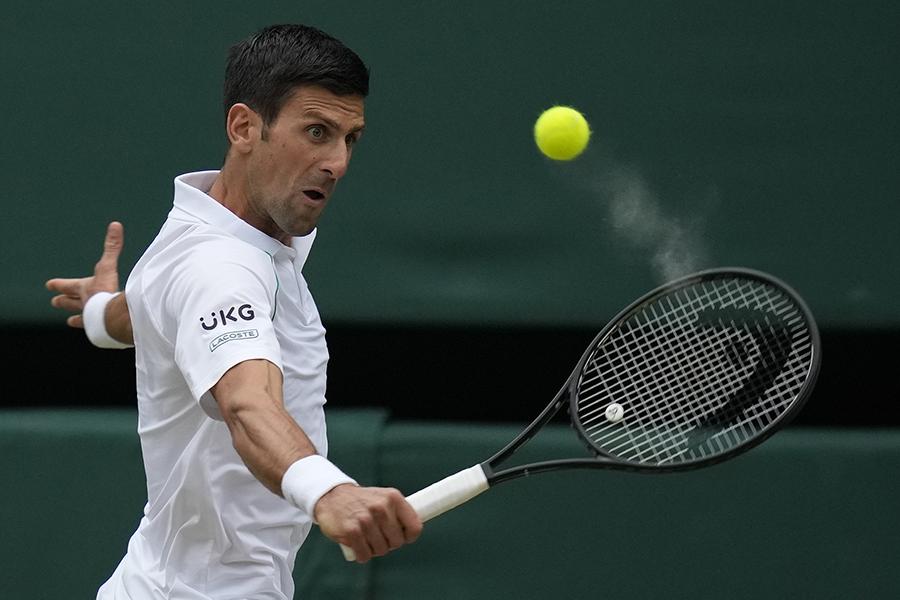 """""""Người ngoài hành tinh"""" Djokovic và Grand Slam thứ 20 - 7"""