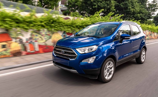 Giá xe Ford EcoSport tháng 7/2021 đầy đủ các phiên bản - 1