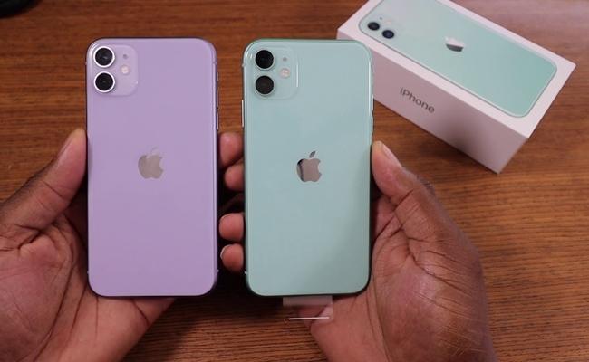 Giá iPhone 11 mới nhất tháng 7/2021 - 5