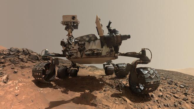 Bằng chứng sốc: Có sinh vật đang sống trên Sao Hỏa? - 1