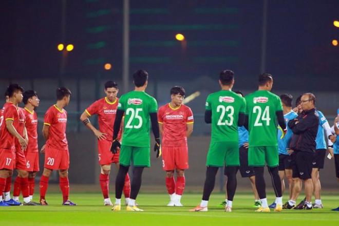 Hai vấn đề khiến HLV Park đau đầu trước vòng loại World Cup 2022 - 1