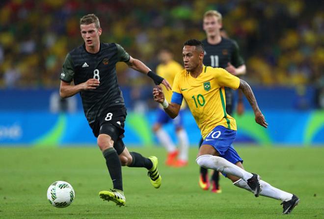Nóng bỏng bóng đá Olympic: Brazil đại chiến Đức, TBN gặp Argentina cực hấp dẫn - 1