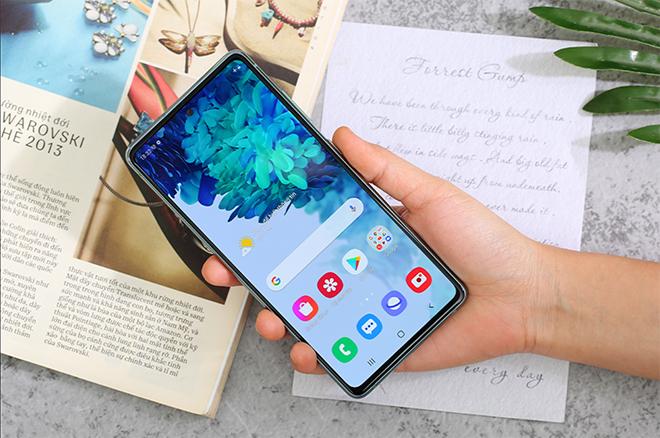 """Ngồi nhà vẫn săn được Samsung Galaxy S20 FE """"deal ngon"""" đến 2,5 triệu tại Thế Giới Di Động - 2"""