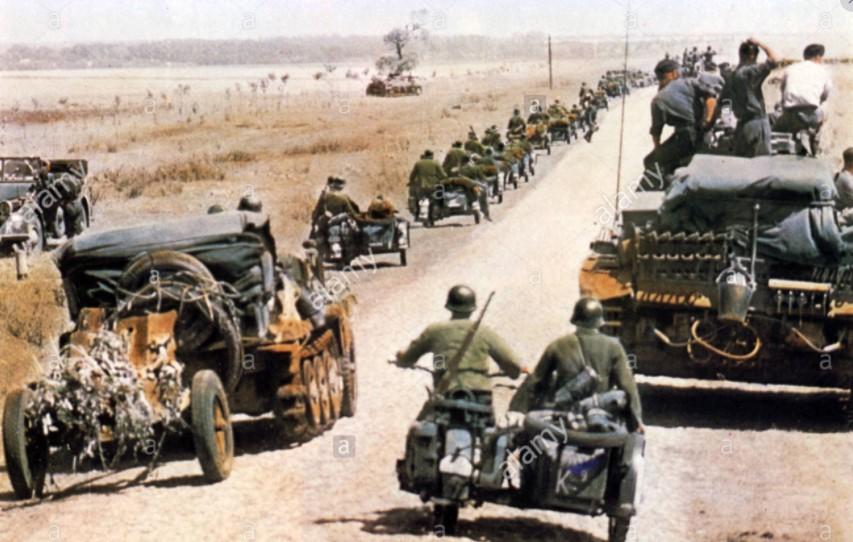 Đánh Liên Xô bằng chiến dịch quân sự lớn nhất lịch sử, Hitler ôm hận vì coi thường đối thủ - 1